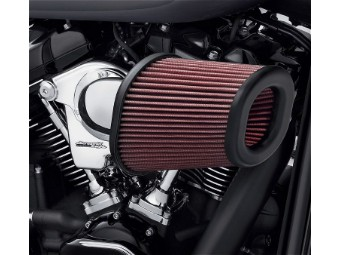 Screamin´Eagle Heavy Breather Extreme Air Cleaner chrom, Performance Luftfilter