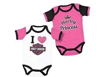 "Baby Body Set ""Princess"""