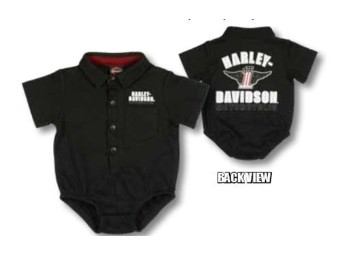 "Baby Body ""H-D Shirt Creeper"""