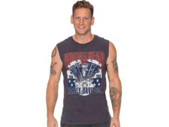 """Muscle Shirt """"The Patriot"""""""