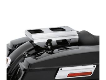 Detachable abnehmbarer Harley-Davidson Solo Tour-Pak Gepäckträger