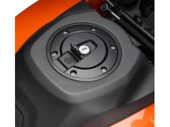 Fuell Fill Lockin Cap abschließbarer Tankdeckel - Pan America