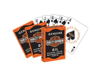 """Kartenspiel """"Oil Can"""""""