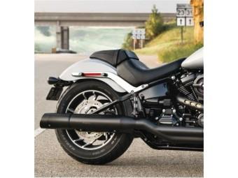 Screamin' Eagle Street Cannon Endtöpfe Sport Glide schwarz ECE 64900758