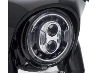 "7"" Adaptive LED-Scheinwerfer DAYMAKER chrom"