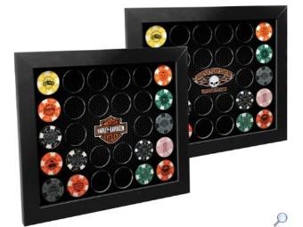 Poker Chip HD Rahmen 28er