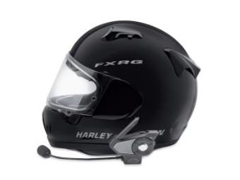 Boom! Audio 30K Bluetooth Headset Kopfhörer für Helme  - Doppelpack