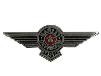 "Pin ""USA Wings"""