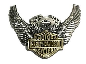 "Pin ""Winged Motor"""