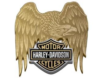 """Magnet """"H-D Gold Eagle"""""""