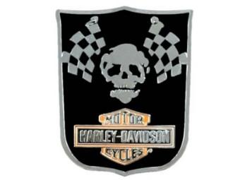 "Pin ""Skull Flag"""