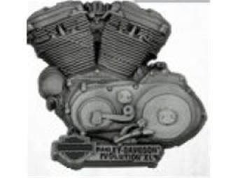 """Pin """"H-D Evolution XL"""""""