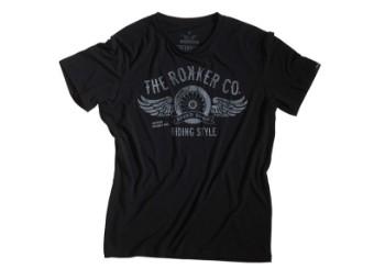 "Performance T-Shirt ""Riding Style"""