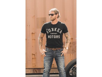 "Performance T-Shirt ""Rokker Motors"""