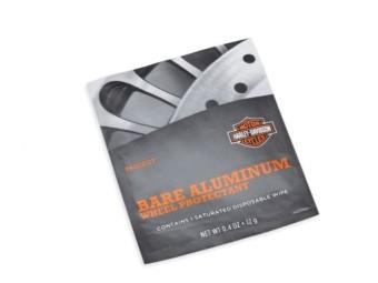 Bare Aluminum Wheel Protectant Reinigungstuch