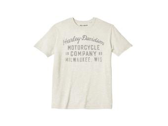 """T-Shirt """"Cursive Font"""""""