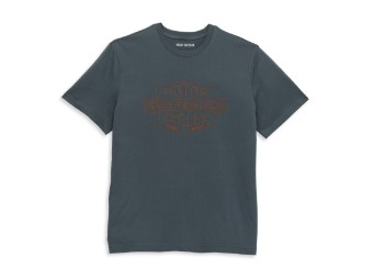 "T-Shirt ""Cainstitch Bar&Shield"""