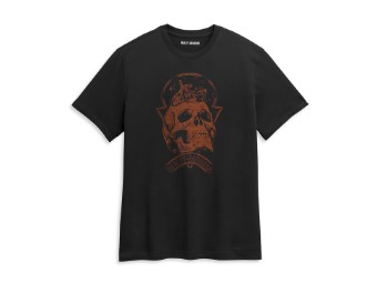 "T-Shirt ""Skull Space"""