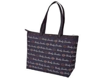 "Handtasche "" Shopper Tote Signatur"""