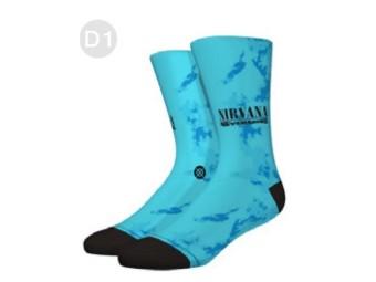 "Socken ""Nirvana Nevermind"""