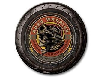 """Wandbild """"HD Road Warrior"""""""