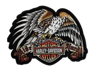 "Aufnäher ""Tattoo Eagle LG"""