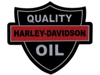 """Aufnäher """"Quality Oil"""""""