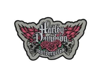 """Aufnäher """"Harley Rebel"""""""