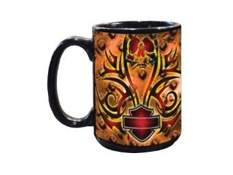 "H-D Tasse Coffee Mug ""Let`s Ride"""