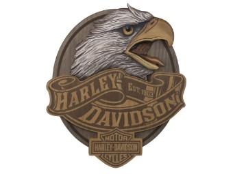 """Schild """"H-D Carved Eagle Pub Sign"""""""