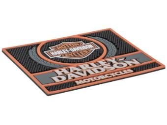 "Barmatte ""H-D Motorcycle Bar Mat"""