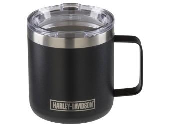 """Tasse """"H-D Stainless Steel Mug"""""""