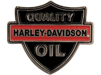 """Pin """"Quality Oil"""""""