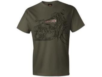 """T-Shirt """"1936 VL"""""""