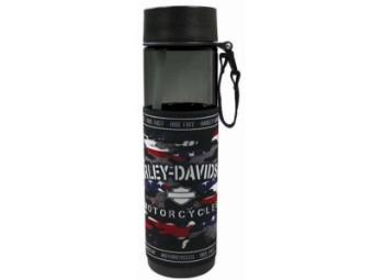 """Sports Bottle """"Patriot Grunge"""""""