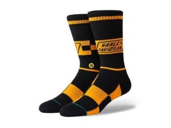 """Socken """"Race Badge"""""""