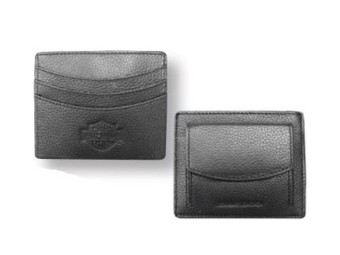 "Geldbörse ""B&S Embossed Pocket"""