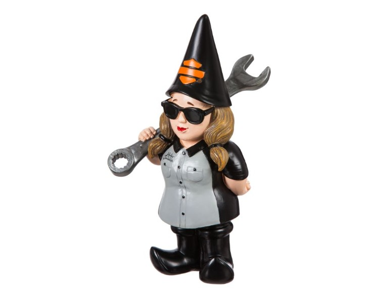 "544902E, Harley-Davidson Gnome ""Paula"""