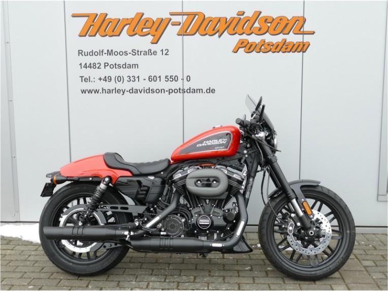 HARLEY-DAVIDSON ROADSTER, 5HD1LM345LB400959