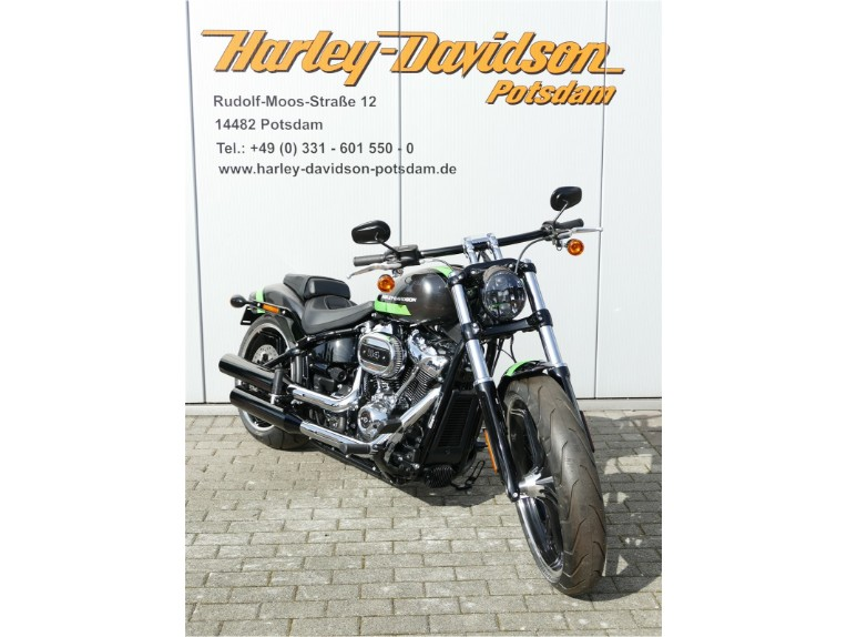 HARLEY-DAVIDSON SOFTAIL BREAKOUT, 5HD1BFV0000000000