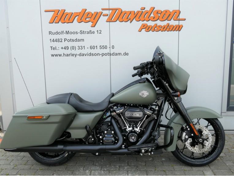 HARLEY-DAVIDSON STREET GLIDE SPECIAL, 5HD1KRP4XMS649155