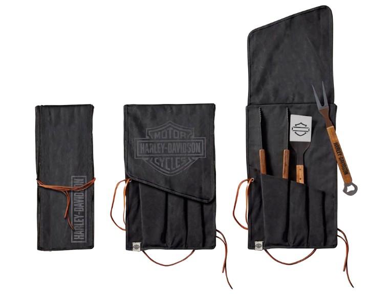 HDX-98516, Grillbesteck Set  Bar&Shield