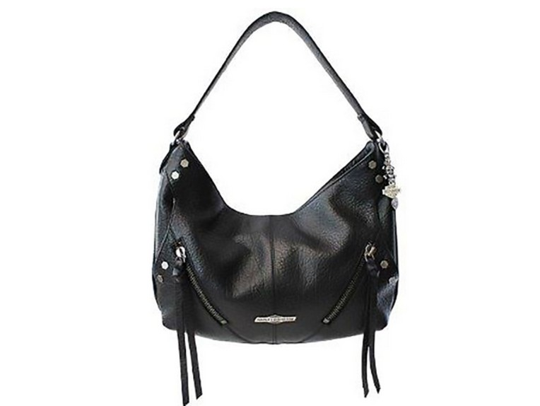 """ZP2225L-BLACK, Handtasche """"Zip it Hobo"""""""
