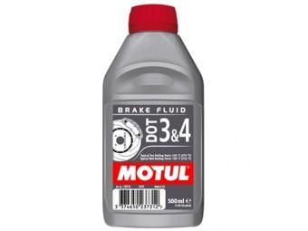 DOT 3&4 Brake Fluid 0,5l