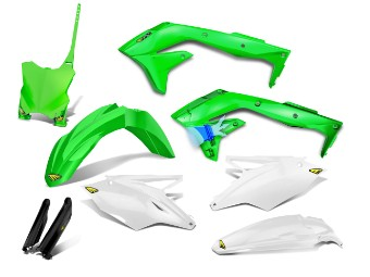 Powerflow Plastikkit KX450F Bj. 16-