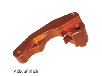 Oversize Bremsscheibenadapter TC/TE/FC/FE Bj.14-, SX/F/EXC Bj.09-