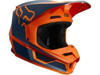 Youth V1 Przm Helm - orange