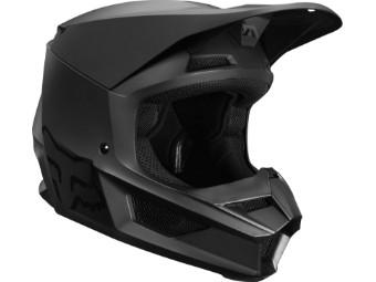 Youth V1 Matte Black Helm