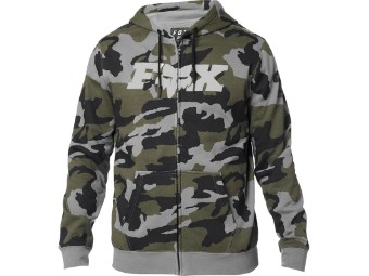 Legacy camo Zip Fleece 19