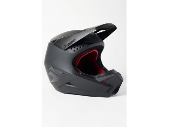 Youth White Label Blac Helmet 21